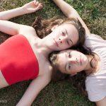 Portrait ados L et V -2-31 photographe cathy bertrand